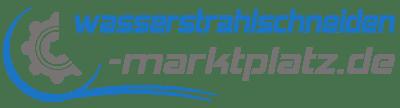 Logo des Fertigungsservices Wasserstrahlschneiden Marktplatz