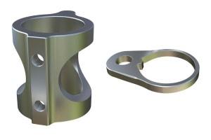 3D-Wasserstrahlschneiden für anspruchsvolle Konturen