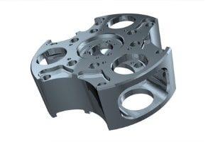 Wasserstrahlschneiden komplexer 3D-Formen