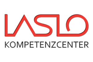 Firmenlogo des Fertigungsbetriebes Laslo GmbH