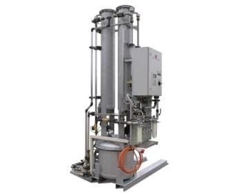 Recyclinganlage zum Wasserstrahlschneiden